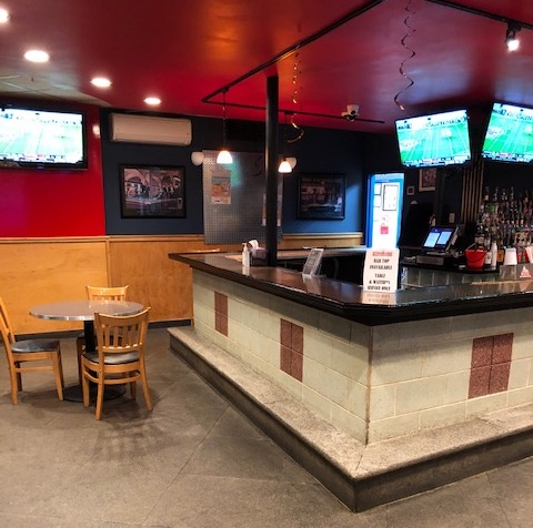 Interior Pic bar